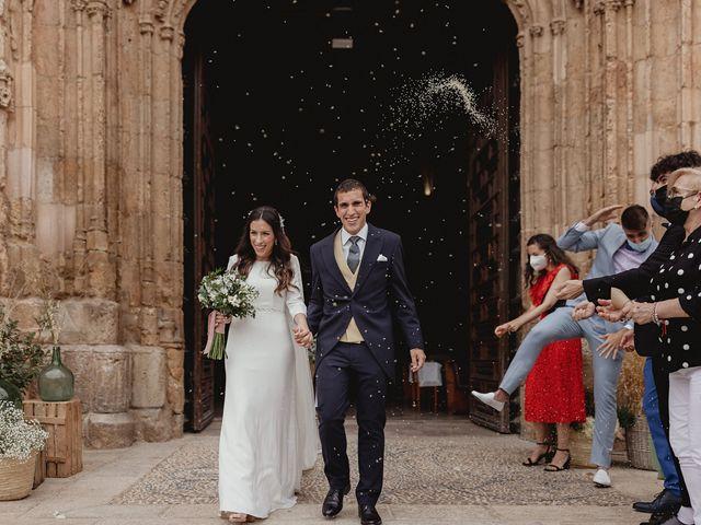La boda de Rafael y Estibaliz en Pozuelo De Calatrava, Ciudad Real 77
