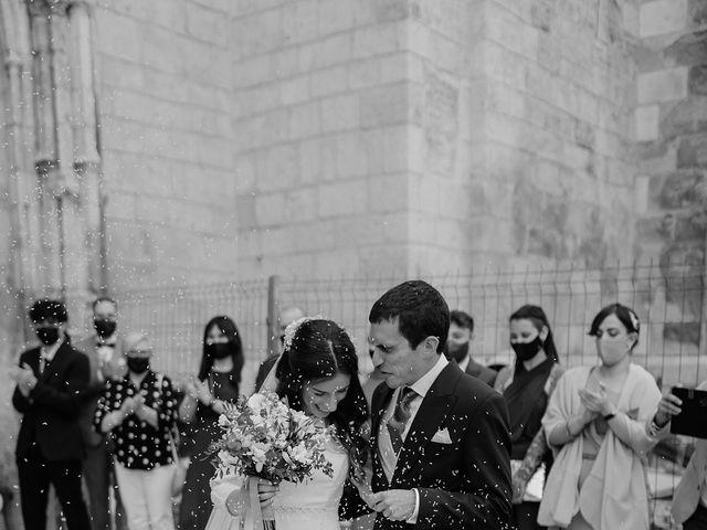 La boda de Rafael y Estibaliz en Pozuelo De Calatrava, Ciudad Real 80