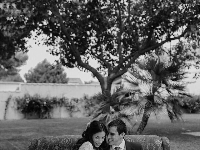 La boda de Rafael y Estibaliz en Pozuelo De Calatrava, Ciudad Real 83
