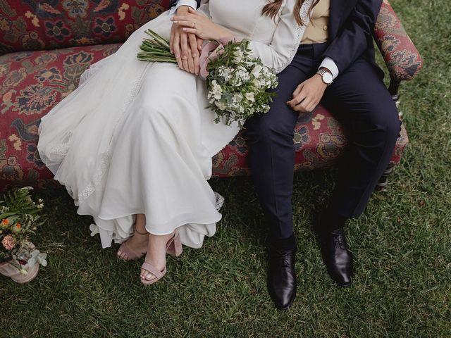 La boda de Rafael y Estibaliz en Pozuelo De Calatrava, Ciudad Real 1