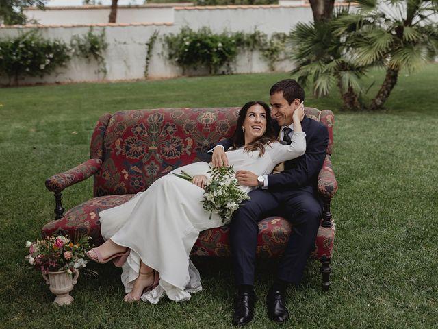 La boda de Rafael y Estibaliz en Pozuelo De Calatrava, Ciudad Real 2