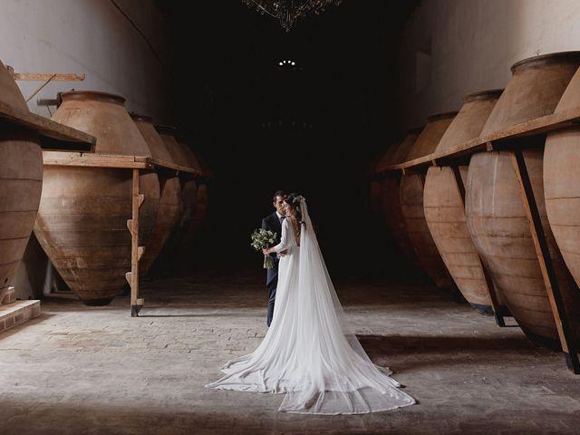 La boda de Rafael y Estibaliz en Pozuelo De Calatrava, Ciudad Real 89