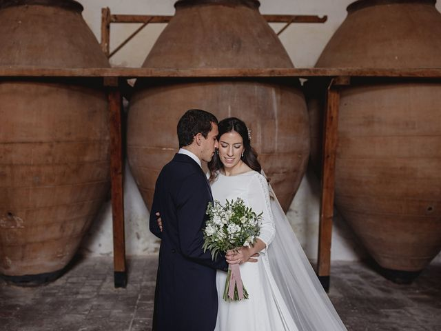 La boda de Rafael y Estibaliz en Pozuelo De Calatrava, Ciudad Real 93