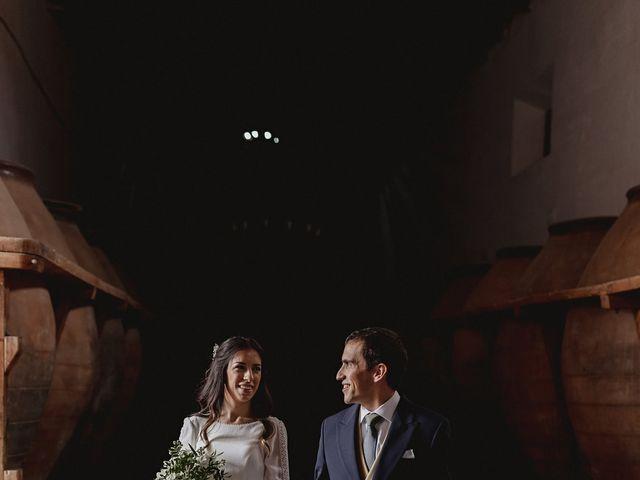 La boda de Rafael y Estibaliz en Pozuelo De Calatrava, Ciudad Real 95