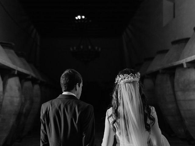 La boda de Rafael y Estibaliz en Pozuelo De Calatrava, Ciudad Real 96