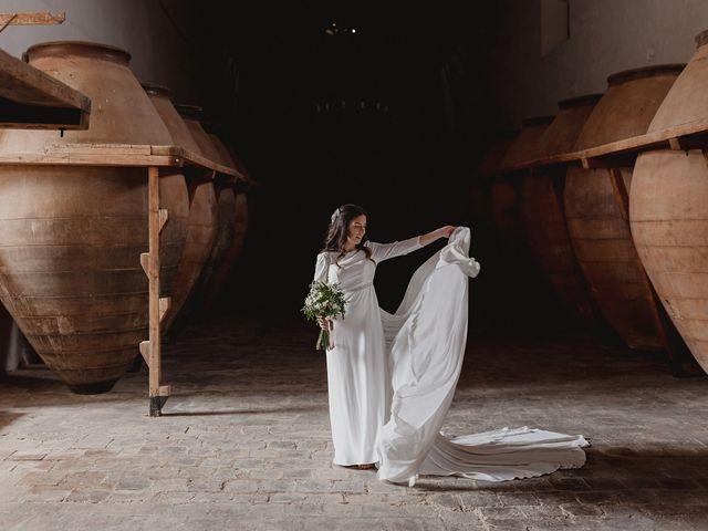La boda de Rafael y Estibaliz en Pozuelo De Calatrava, Ciudad Real 97