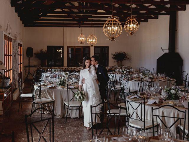 La boda de Estibaliz y Rafael