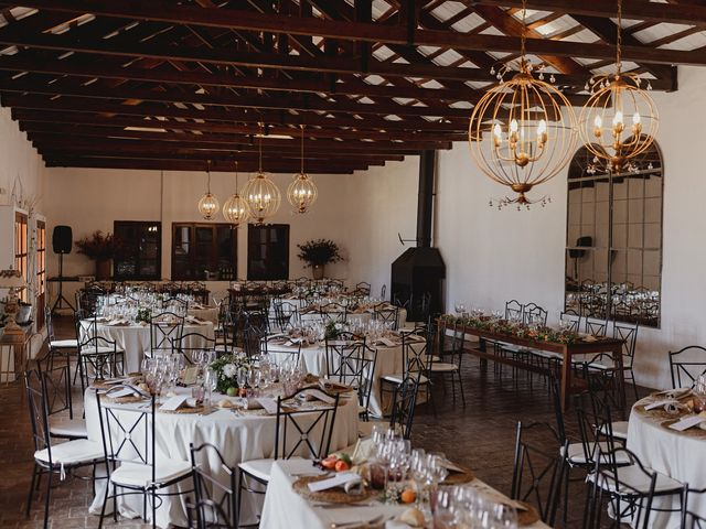 La boda de Rafael y Estibaliz en Pozuelo De Calatrava, Ciudad Real 107