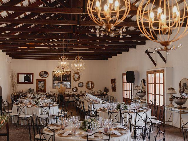 La boda de Rafael y Estibaliz en Pozuelo De Calatrava, Ciudad Real 111