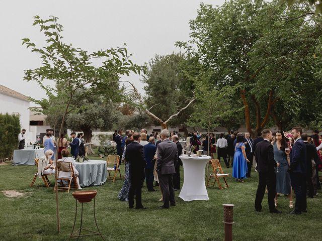 La boda de Rafael y Estibaliz en Pozuelo De Calatrava, Ciudad Real 114