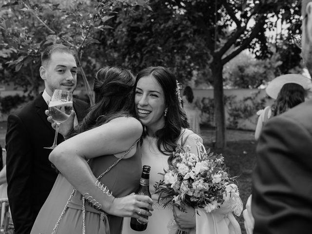 La boda de Rafael y Estibaliz en Pozuelo De Calatrava, Ciudad Real 119