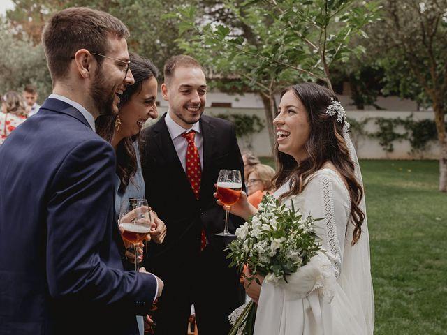 La boda de Rafael y Estibaliz en Pozuelo De Calatrava, Ciudad Real 120