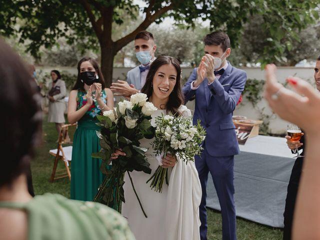 La boda de Rafael y Estibaliz en Pozuelo De Calatrava, Ciudad Real 122