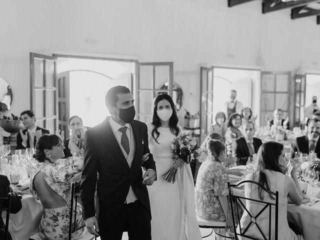 La boda de Rafael y Estibaliz en Pozuelo De Calatrava, Ciudad Real 124