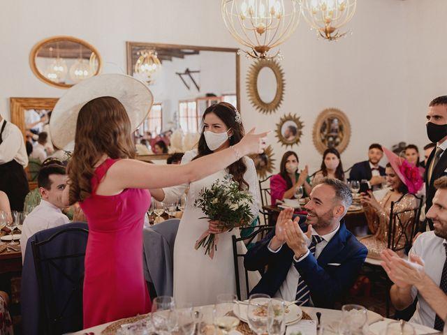 La boda de Rafael y Estibaliz en Pozuelo De Calatrava, Ciudad Real 125