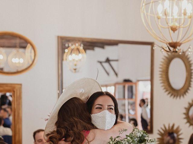 La boda de Rafael y Estibaliz en Pozuelo De Calatrava, Ciudad Real 126