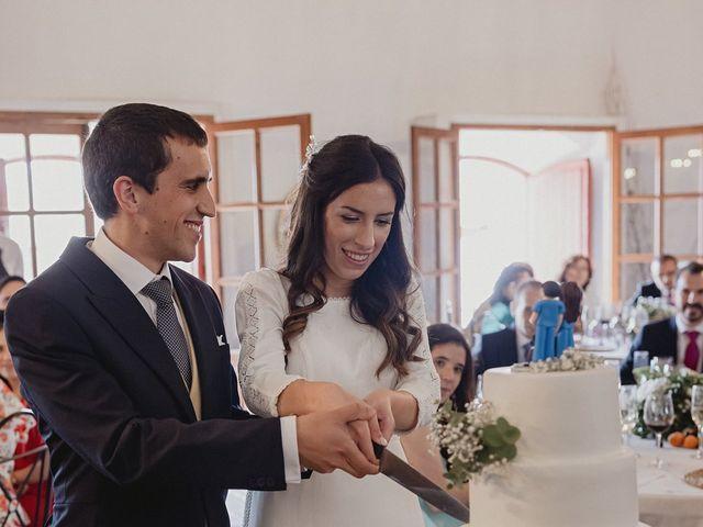 La boda de Rafael y Estibaliz en Pozuelo De Calatrava, Ciudad Real 129