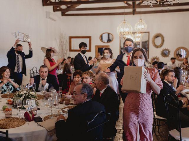 La boda de Rafael y Estibaliz en Pozuelo De Calatrava, Ciudad Real 133