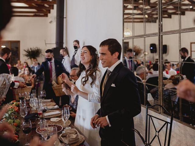 La boda de Rafael y Estibaliz en Pozuelo De Calatrava, Ciudad Real 134