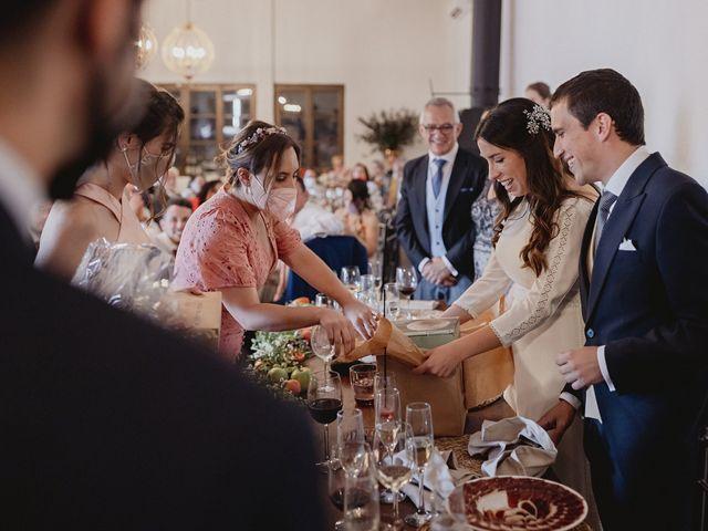 La boda de Rafael y Estibaliz en Pozuelo De Calatrava, Ciudad Real 135