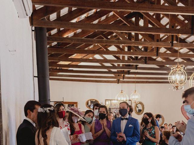 La boda de Rafael y Estibaliz en Pozuelo De Calatrava, Ciudad Real 137