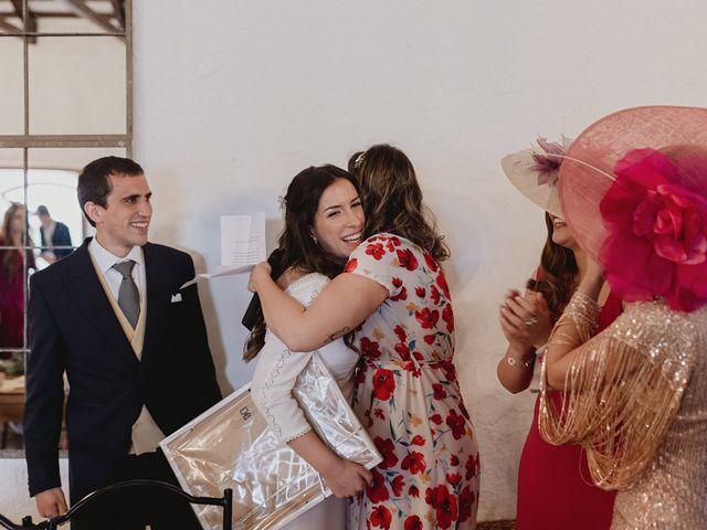 La boda de Rafael y Estibaliz en Pozuelo De Calatrava, Ciudad Real 138