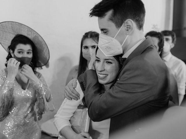 La boda de Rafael y Estibaliz en Pozuelo De Calatrava, Ciudad Real 139