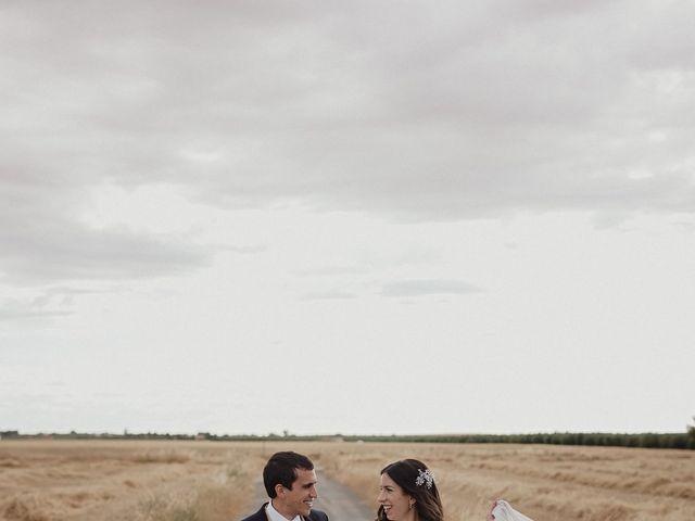 La boda de Rafael y Estibaliz en Pozuelo De Calatrava, Ciudad Real 142