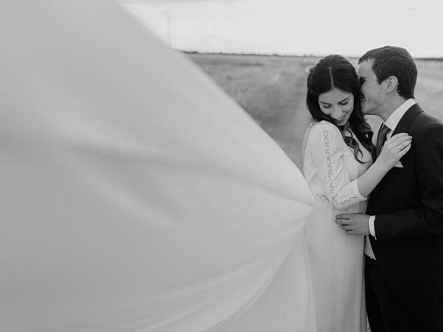La boda de Rafael y Estibaliz en Pozuelo De Calatrava, Ciudad Real 145