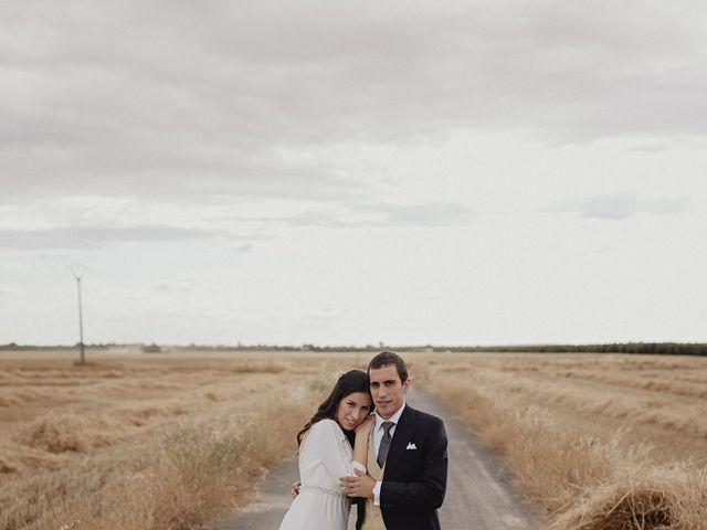 La boda de Rafael y Estibaliz en Pozuelo De Calatrava, Ciudad Real 146