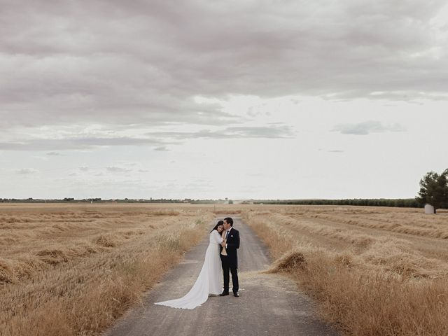 La boda de Rafael y Estibaliz en Pozuelo De Calatrava, Ciudad Real 148