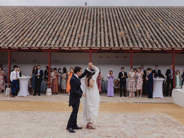 La boda de Rafael y Estibaliz en Pozuelo De Calatrava, Ciudad Real 155