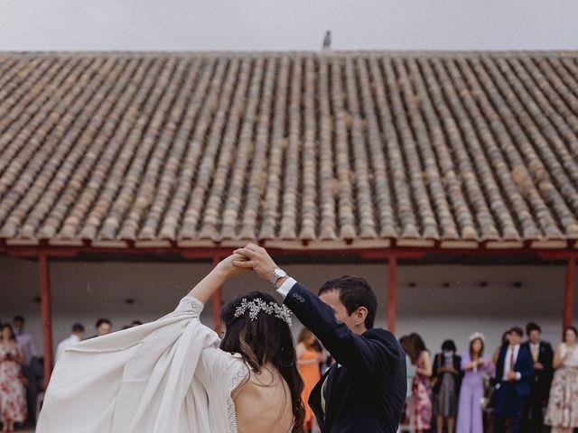 La boda de Rafael y Estibaliz en Pozuelo De Calatrava, Ciudad Real 157