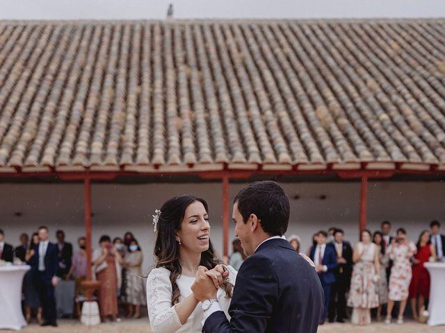 La boda de Rafael y Estibaliz en Pozuelo De Calatrava, Ciudad Real 158
