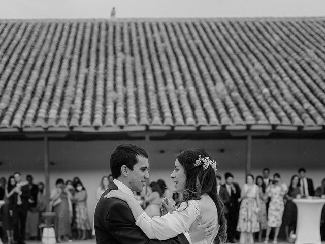La boda de Rafael y Estibaliz en Pozuelo De Calatrava, Ciudad Real 159