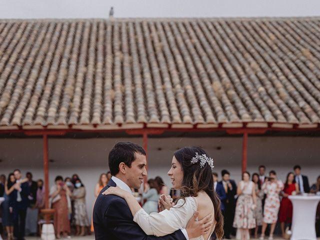 La boda de Rafael y Estibaliz en Pozuelo De Calatrava, Ciudad Real 160