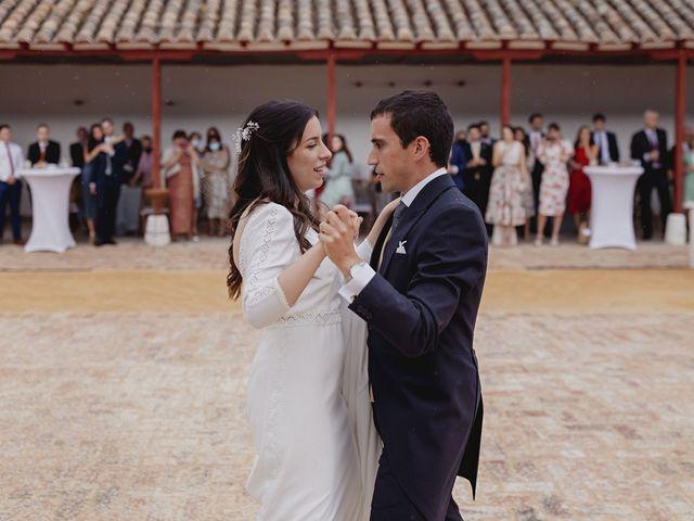 La boda de Rafael y Estibaliz en Pozuelo De Calatrava, Ciudad Real 161