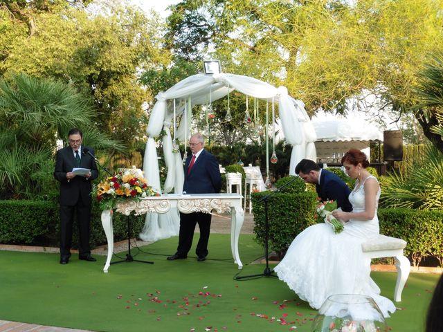 La boda de Javi y Carmen  en Murcia, Murcia 3
