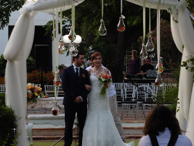La boda de Javi y Carmen  en Murcia, Murcia 4