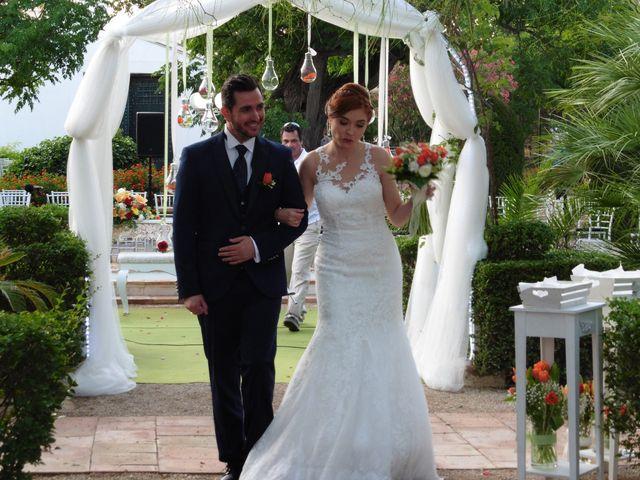 La boda de Javi y Carmen  en Murcia, Murcia 5