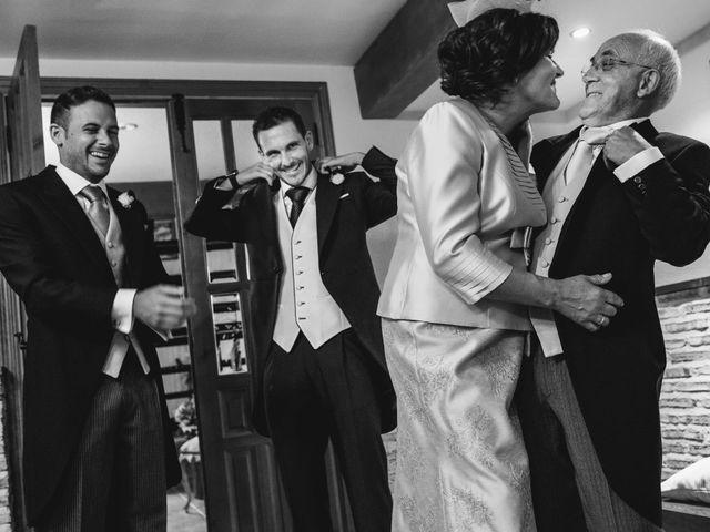 La boda de Leo y Raquel en Griñon, Madrid 9