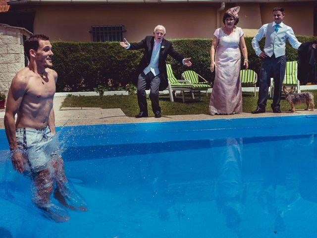 La boda de Leo y Raquel en Griñon, Madrid 11