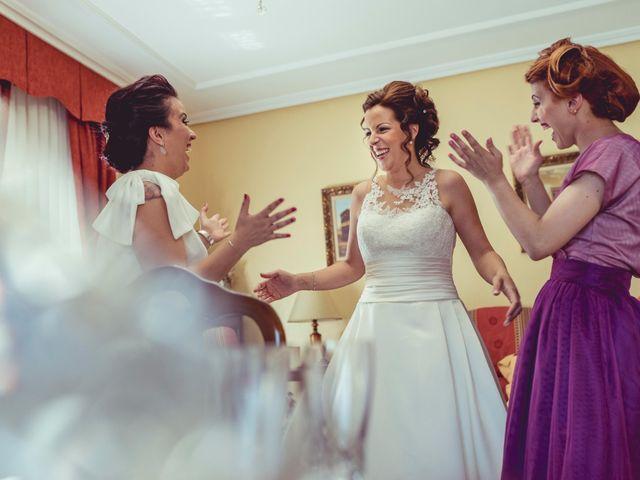 La boda de Leo y Raquel en Griñon, Madrid 18