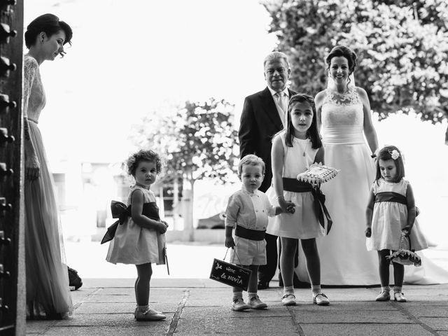 La boda de Leo y Raquel en Griñon, Madrid 20