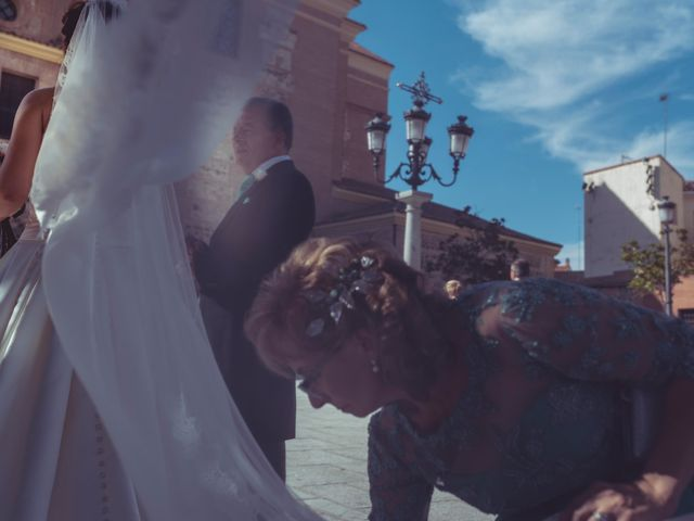 La boda de Leo y Raquel en Griñon, Madrid 21