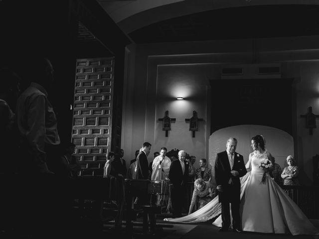 La boda de Leo y Raquel en Griñon, Madrid 22