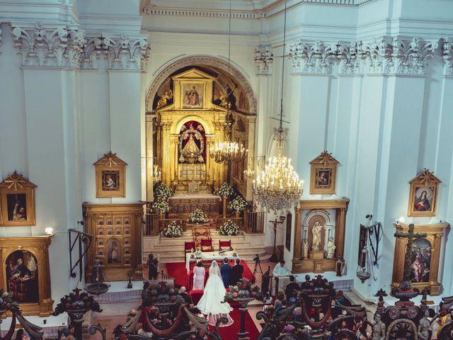 La boda de Leo y Raquel en Griñon, Madrid 23