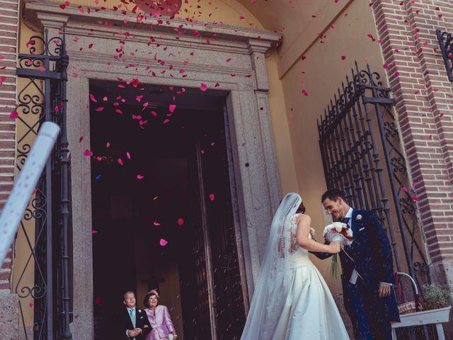 La boda de Leo y Raquel en Griñon, Madrid 25