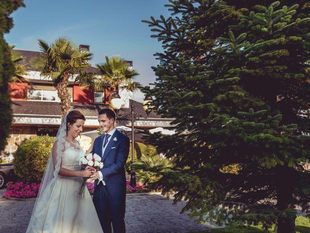 La boda de Leo y Raquel en Griñon, Madrid 26
