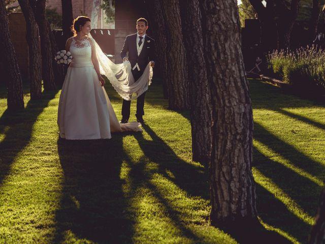 La boda de Leo y Raquel en Griñon, Madrid 27